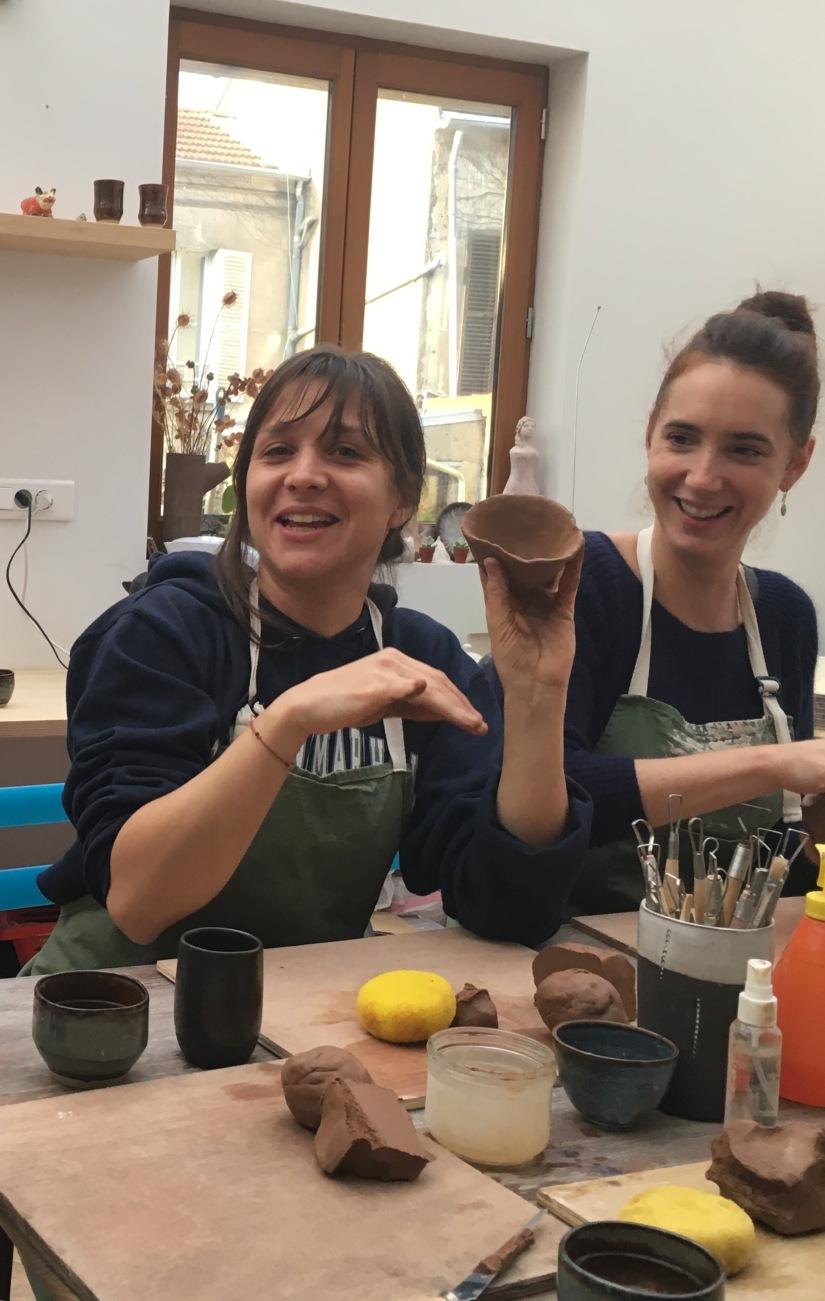 atelier creatif chalet ceramique montreuil